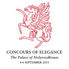 Purvis Marquees, Concours of Elegance Logo