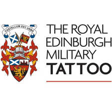 Purvis Marquees, Edinburgh Tatoo Logo