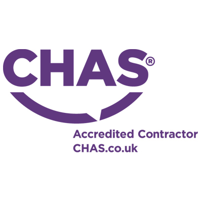 Purvis Marquees, CHAS Accredited Contractor
