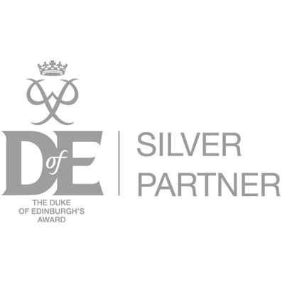 Purvis Marquees, Duke of Edinburgh Award, Silver Partner