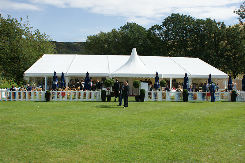 Royal Garden Party at the Palace of Holyrood House