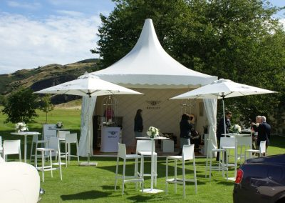 Purvis Marquees, Brand Activation, Bentley, Bespoke Marquee
