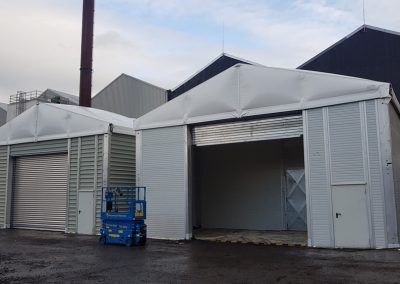 Brewery Storage & Bottling Structures, St Andrews