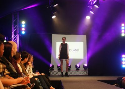 Purvis Marquees, Fashion Show, Fashion Event, Catwalk