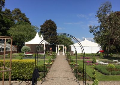 Purvis Marquees, Garden Party, Marquee for your house