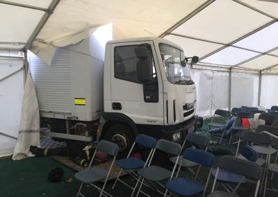 Purvis Marquees, Terrorist Attack, Risk to Events, Supporting Scotland