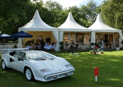Royal Collection - Concours of Elegance, Holyrood Palace