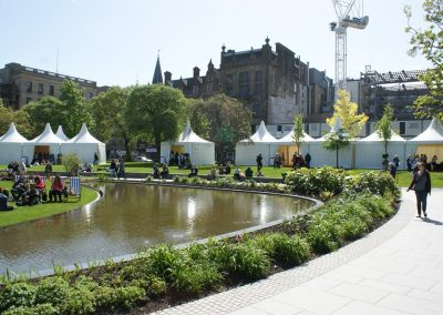 Spa in the City - St Andrews Square